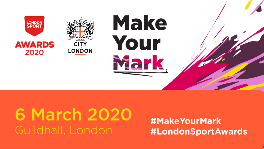 Make Your Mark at the London Sport Awards