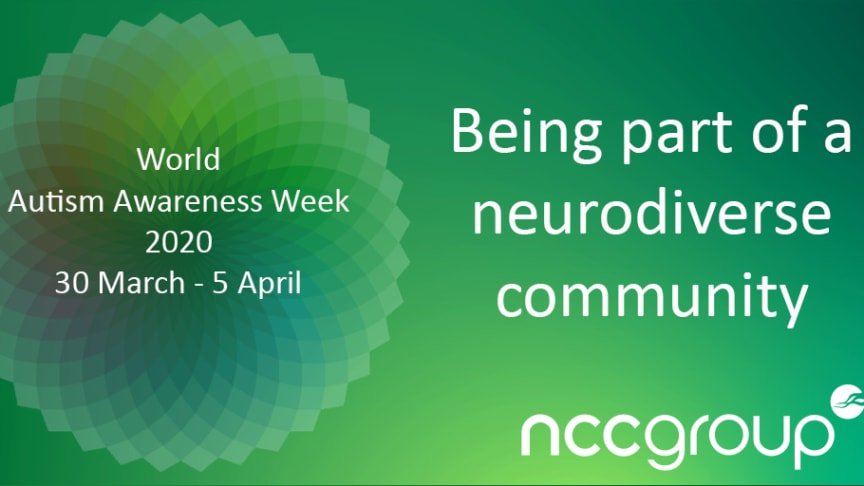 Being Part of a Neurodiverse Community