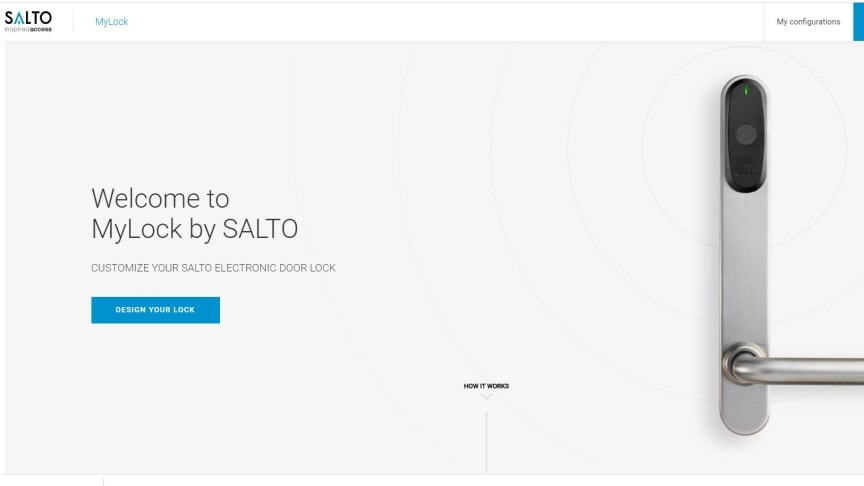 MyLock by SALTO