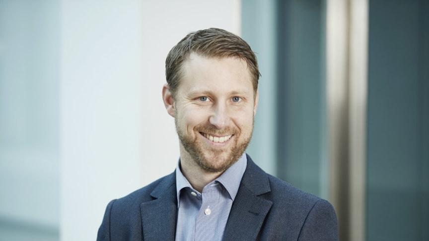 Andreas Bengtsson, Vertriebs- und Marketingleiter, LK Armatur