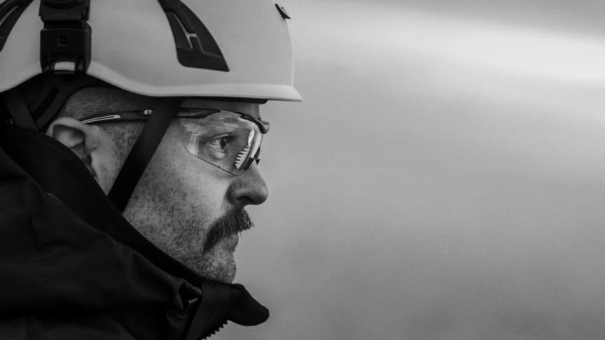Hellberg Safety lanserer vernebriller og beskyttelsesbriller.