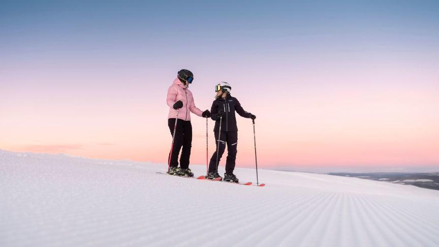 Tryggare bokningsvillkor för SkiStars gäster i jul och nyår: öppet köp från 21 till 7 dagar