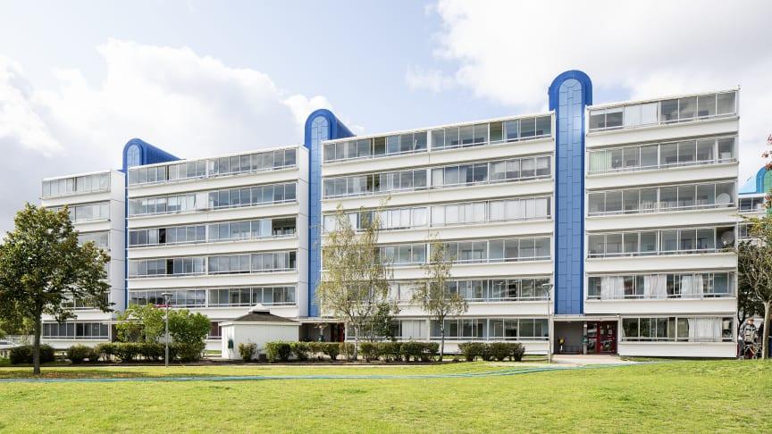 Modern energiteknik ger lyft i Rosengård