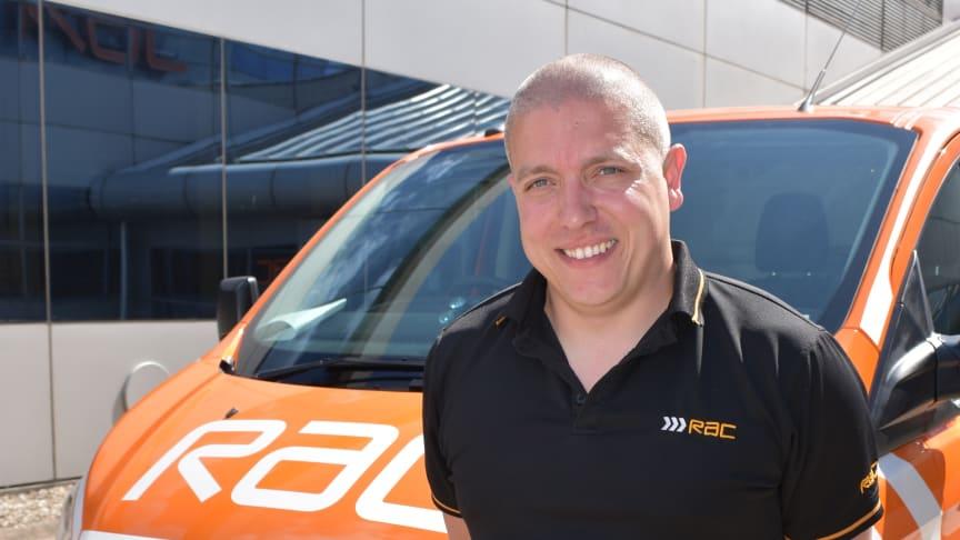 2019 RAC Patrol of the Year, Ben Aldous