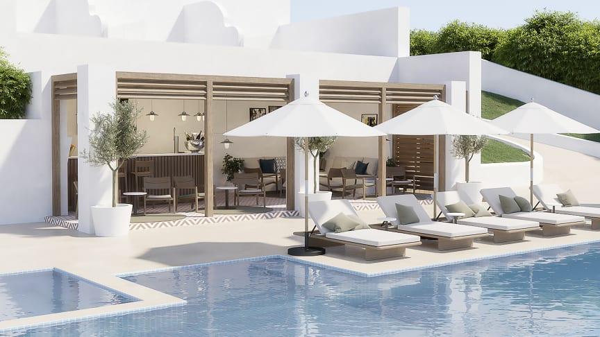 Isola Verde i Sivota bliver det første Mondo Boutique hotel (foto er skitsebillede)