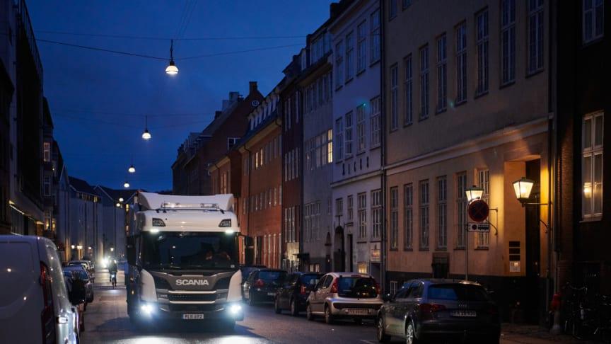 Scania Zone hjælper chaufføren med at overholde færdsels- og miljøregler