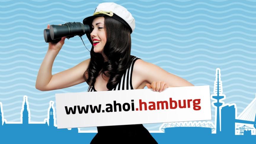 Die neue Hamburg-Domain - Registrieren ab 27. August