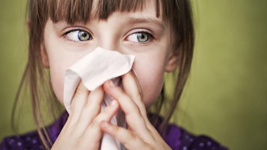 Astma- och Allergiregion Stockholm Gotland genomför en demonstration för att rädda allergivården!