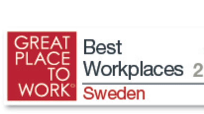 Astar - Sveriges bästa arbetsplats bland utbildningsföretag