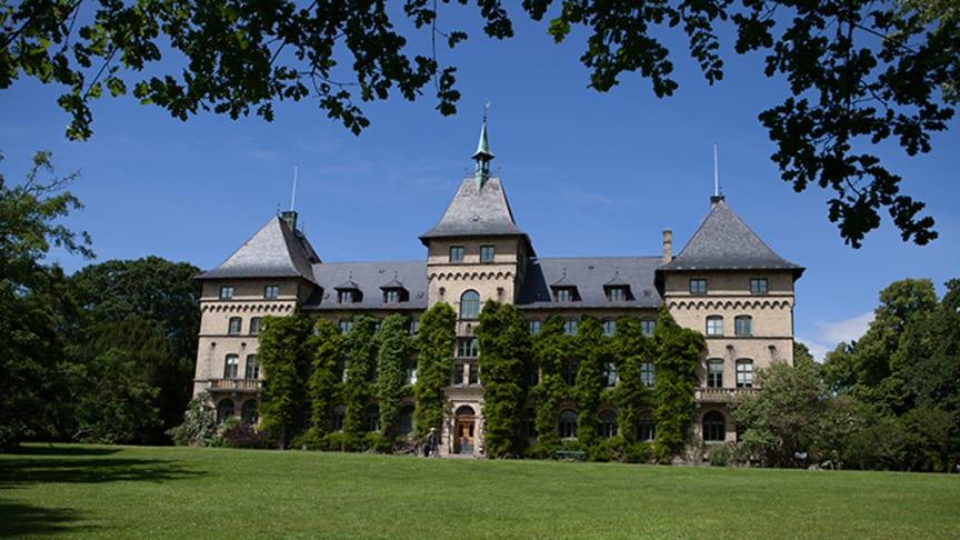 Alnarps slott vid SLU i Alnarp. Foto: Jenny Svennås-Gillner