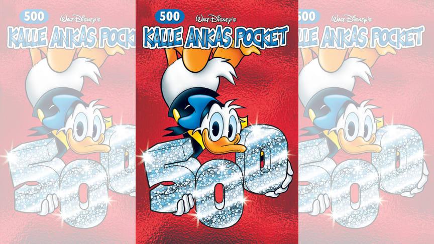 Sveriges mesta pocketbok firar 500