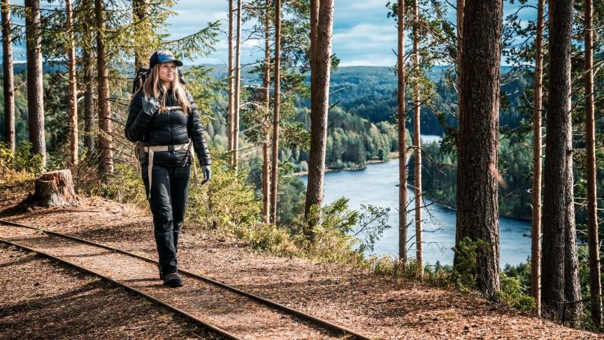 Precis som i Sverige upplever Sydkorea en stark outdoortrend med många som på olika sätt vill njuta av naturen.