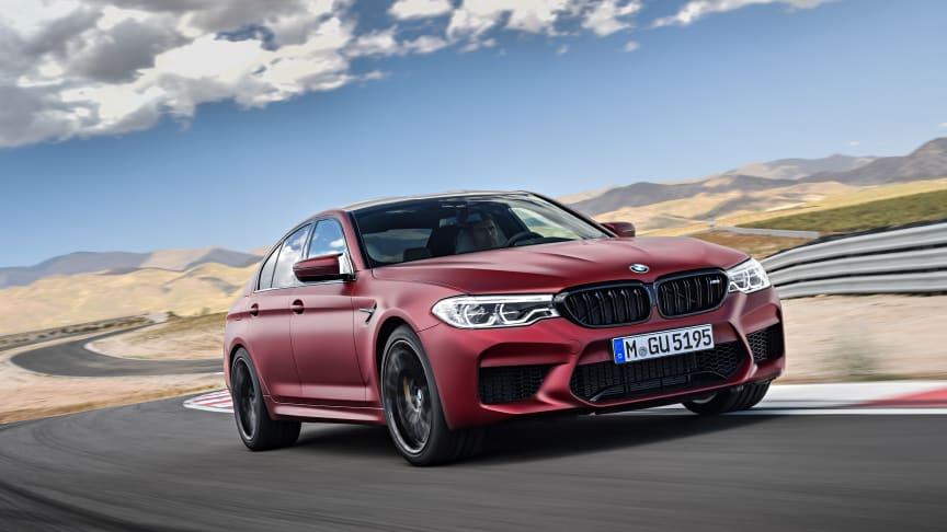 Uusi BMW M5