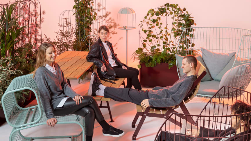 Nola medverkar på Stockholm Furniture Fair och under Stockholm Design Week