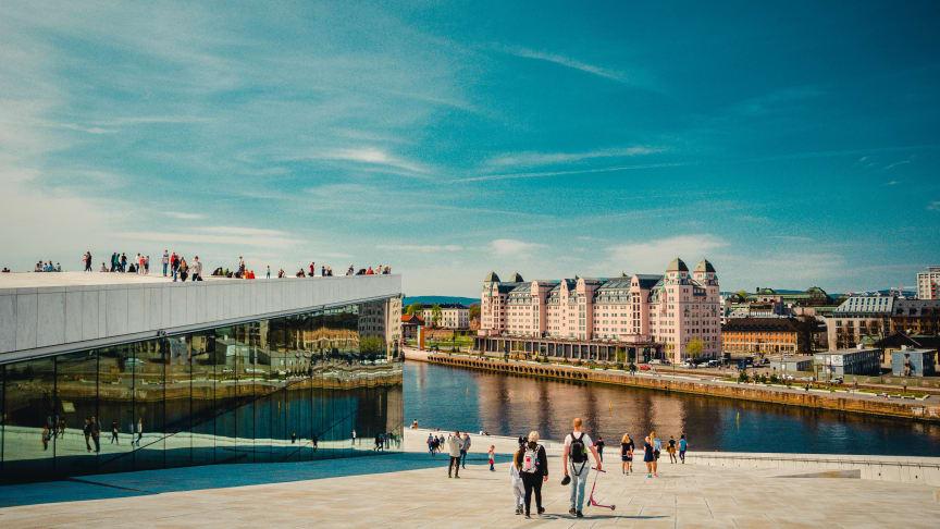 Ambitionen är en tågresa mellan Oslo och Stockholm på under tre timmar.