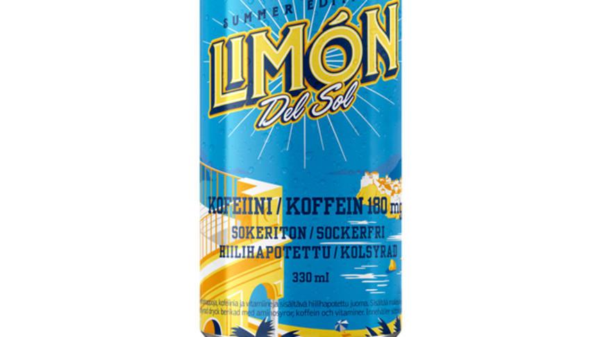 NOCCO Limón Del Sol tölkki