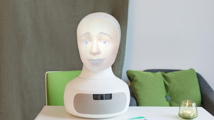 Tengai Unbiased - The Social Job Interview Robot