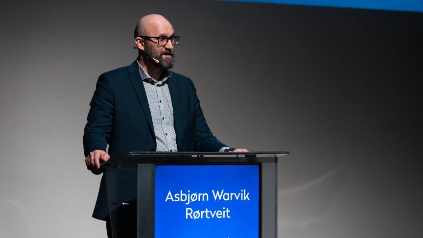 Asbjørn Warvik Rørtveit blir Sjømatrådet neste utsending til Sørøst-Asia. Foto: Sverre Simonsen