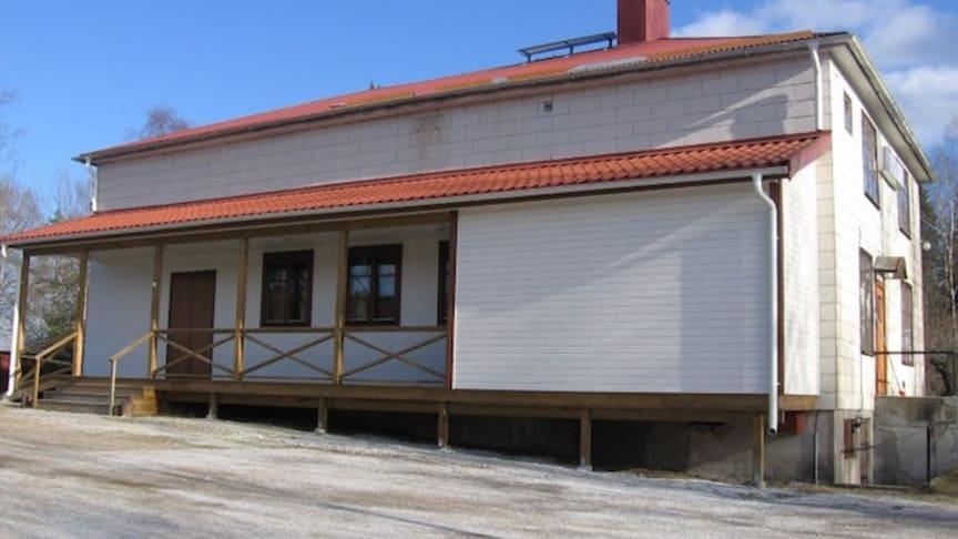 GHF-lokalen i Gusselhyttan tillhör Gusselby Hembygdsförening sedan 1998.