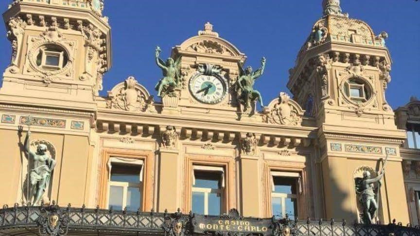 """Det mytomspunna """"Le Casino"""" i Monte Carlo var platsen för European Casino Association's Summer Meeting i år."""