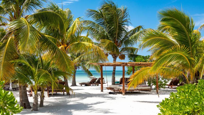Isla de Holbox, Mexiko.