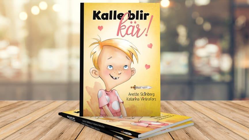 Kalle blir kär, en efterlängtad uppföljare till böckerna i Kalle-serien