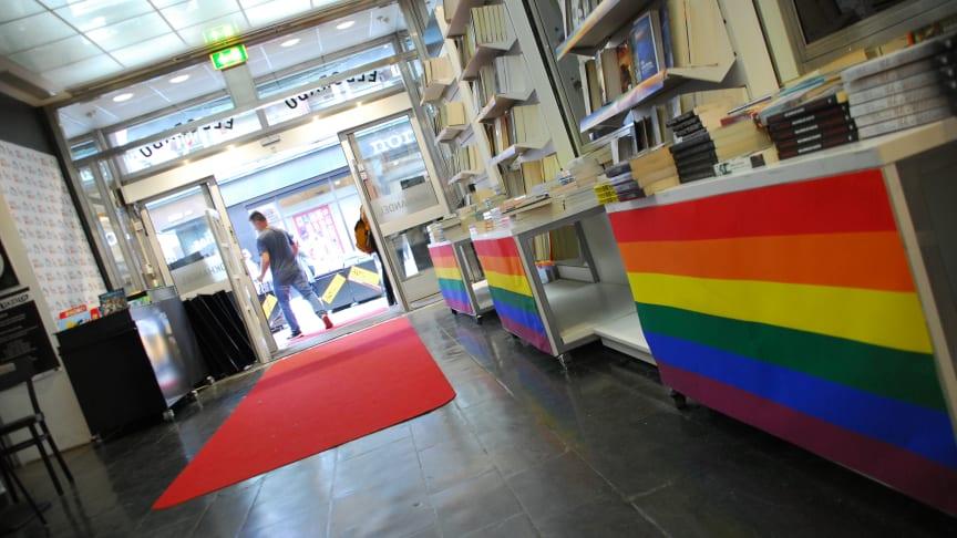 Oslo Pride - mandag 20. juni: Den 6. verdenskongressen mot dødsstraff arrangerer seminar på Pride House (Eldorado Bokhandel).