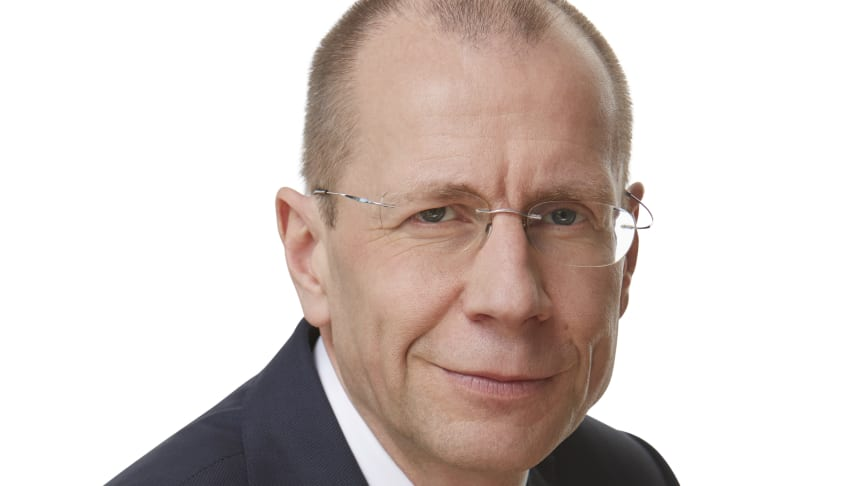 Tor Magne Lønnum has previously held the CFO-position at Tryg.