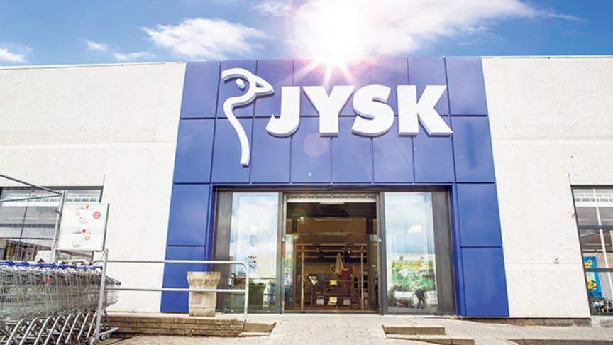 JYSK Norge AS leverer rekordresultat for 2017/2018