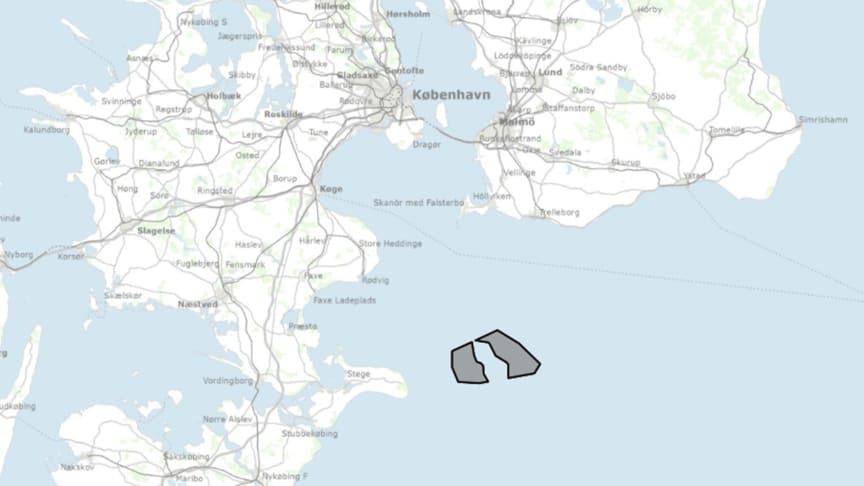 Danmarks største havvindmøllepark er klar til at levere grøn strøm