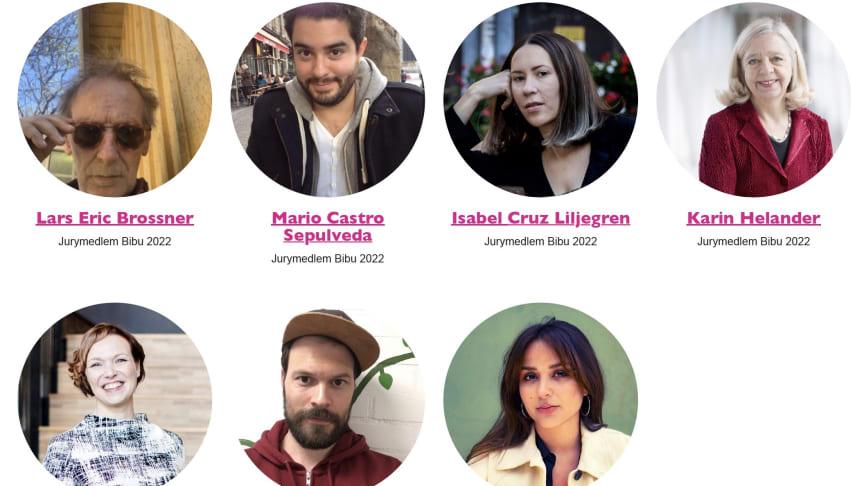 Juryn för Bibu 2022