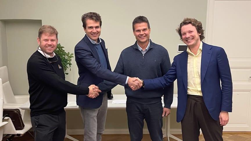 Ramudden och Work Zone Safety Group förvärvar Trafino Oy