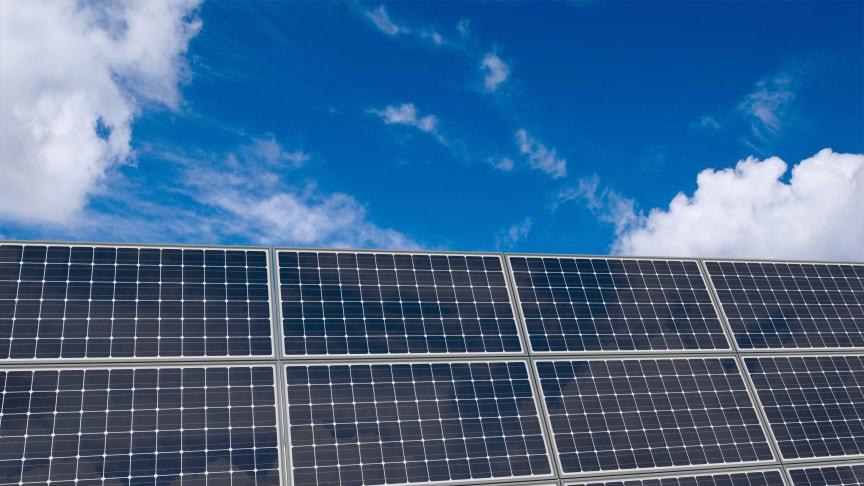 Mariestad storsatsar på solenergi på egna tak