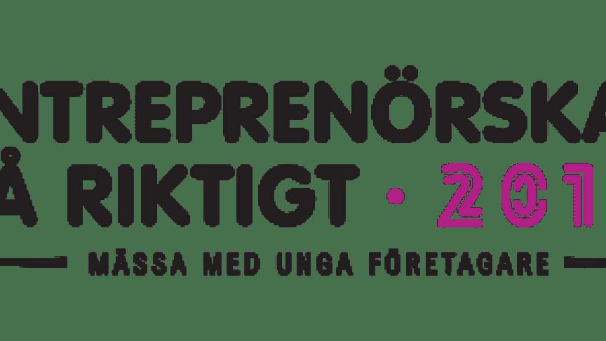 Ung Företagsamhets riksmässa – Visma utser årets UF-skola