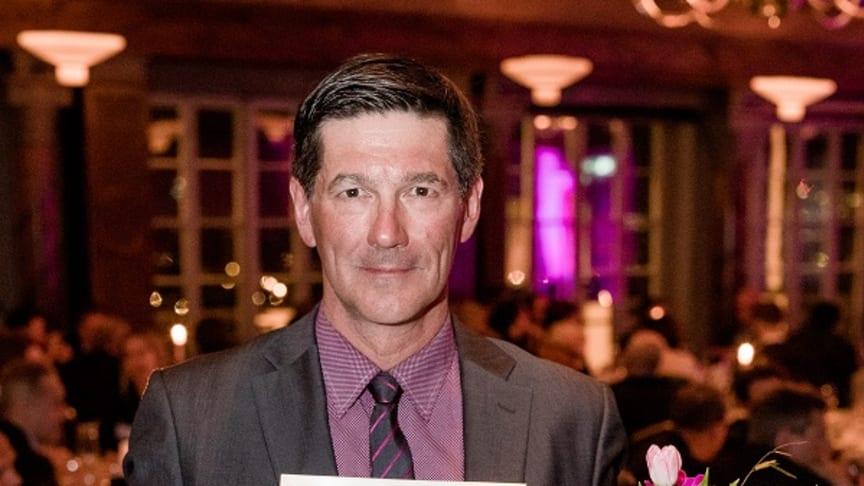 Årets Grundare Norr Stig Engström, grundare av Engcon