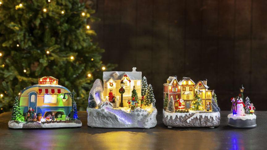 Magiska juldetaljer