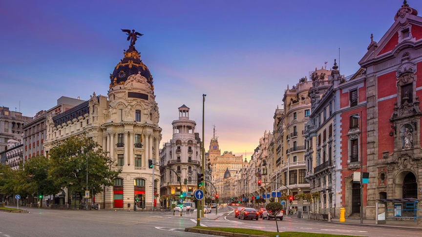 Madrid, Norwegian's latest nonstop destination out of the U.S.