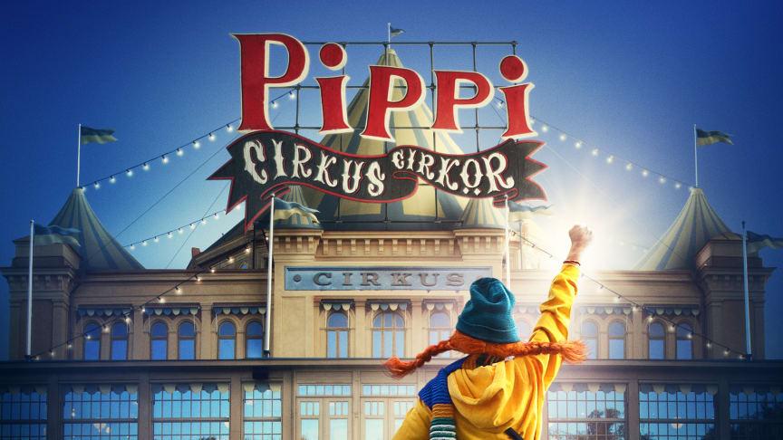 Pippi på Cirkus flyttas till 2022