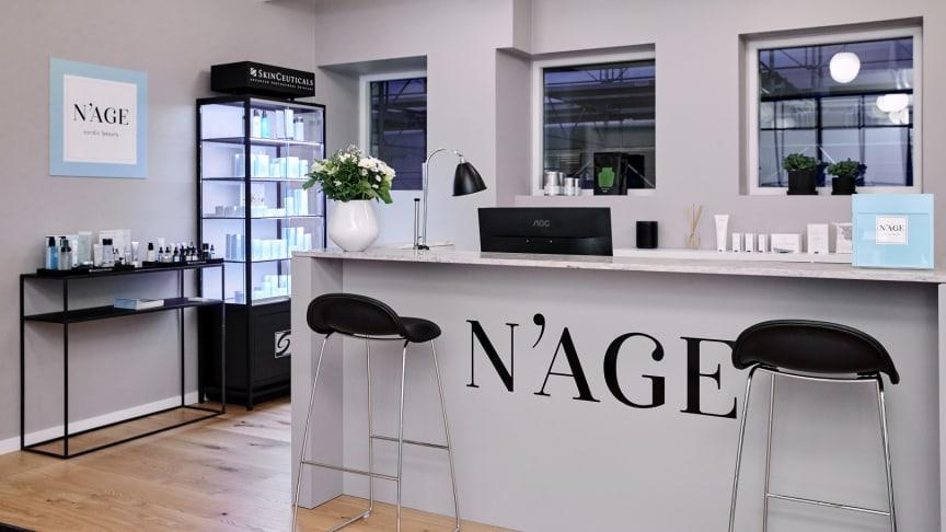 N'AGE åbner klinikken i Lyngby torsdag den 9. maj og har dermed 5 kosmetiske speciallægeklinikker i Danmark.