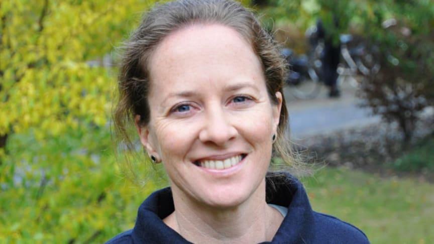 Ingrid Stjernswärd. (Foto: Ylva Nilsson).