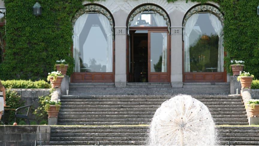 Bjertorp Slott utmanar sina mötesgäster