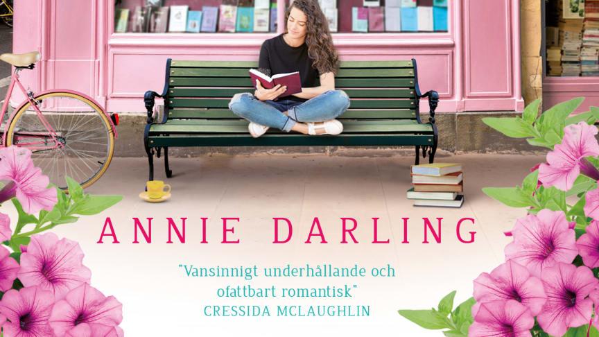 Ny bok! Perfekt feelgood för dig som vill fly verkligheten en stund.