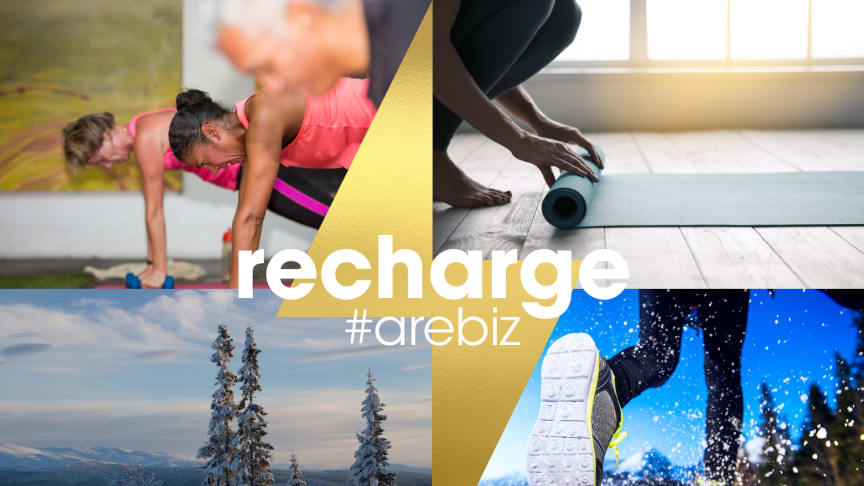 Recharge under Åre Business Forum