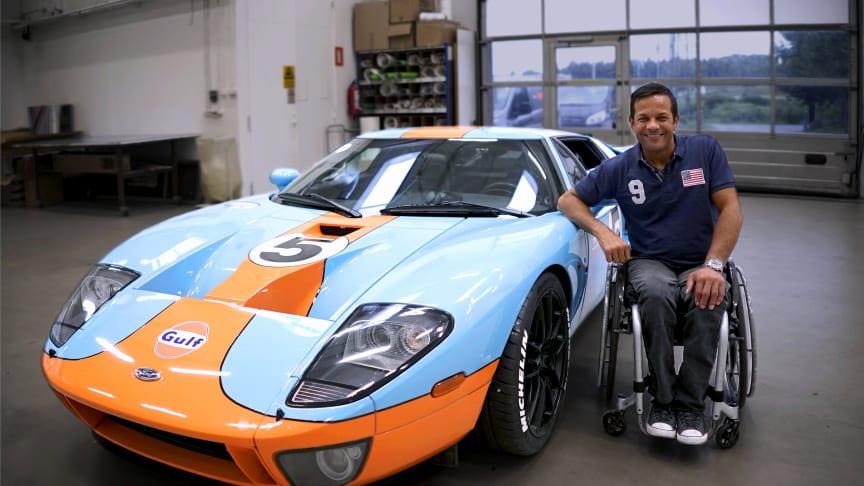 I forvejen har Jason Watt en Ford GT fra 2005, som også er blevet flittigt brugt ved events og diverse racing begivenheder.