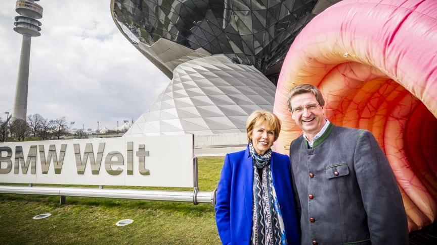 Felix Burda Award kommt nach München.