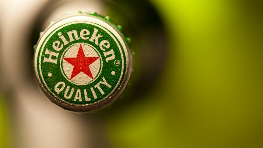 XMReality signs a three-year contract with Heineken, one of the top three brewing companies in the world