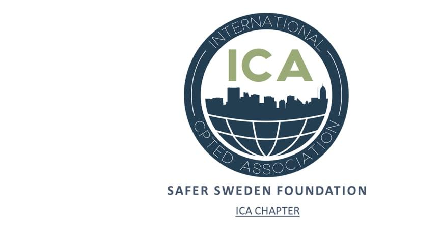 Stiftelsen Tryggare Sverige blir den internationella CPTED-organisationens representant i Sverige