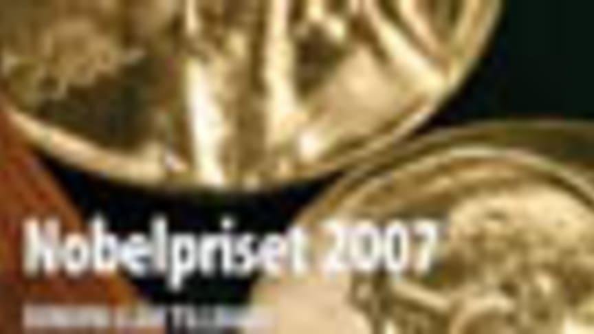 Naturvetaren 9: NOBELPRISET 2007 - Europa slår tillbaka