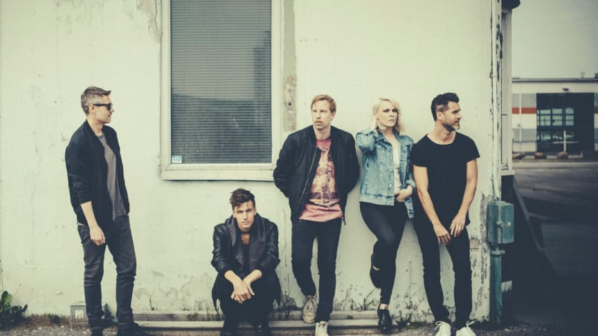 The Sounds spelar på Sofiero 9 juli 2022 tillsammans med The Hives och Mando Diao.