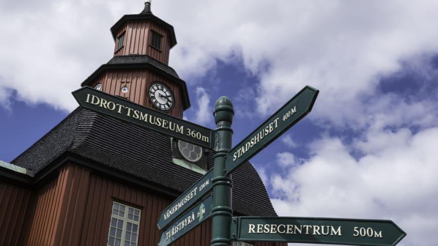 Avstängningar för motortrafik i Lidköping under lördagen